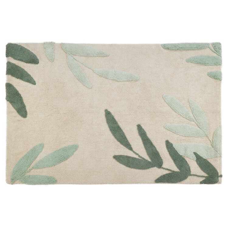 Bouclair Sweet Moments Leaf Rug