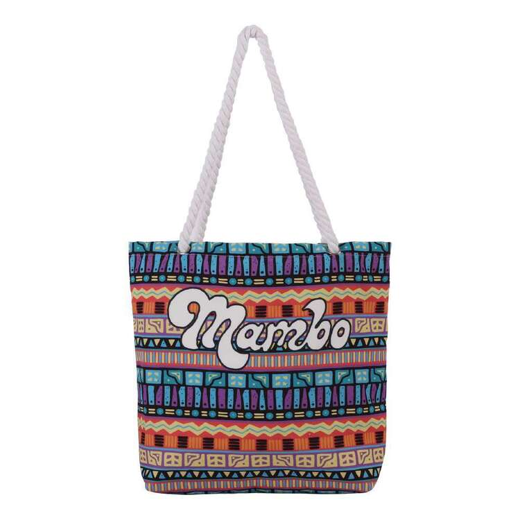 Mambo Retro Beach Bag