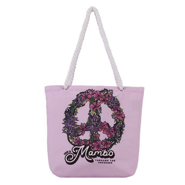 Mambo Flower Power Beach Bag