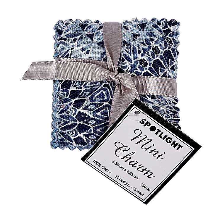 Mini Navy Charm Pack 150 Pieces