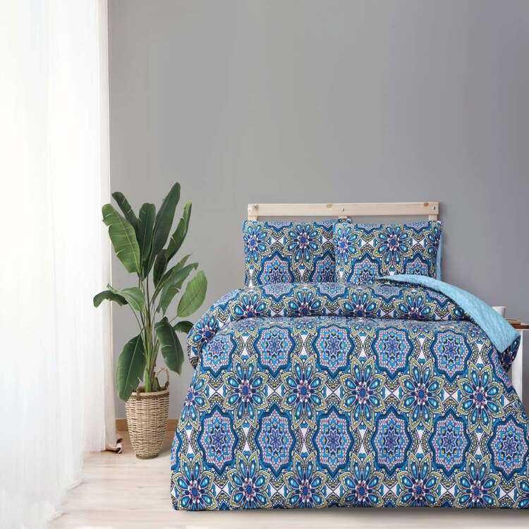 Brampton House Astrid Quilt Cover Set