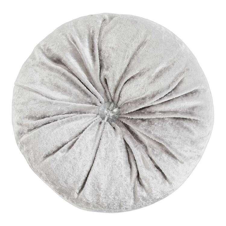 Ultima Belvoir Velvet Round Cushion