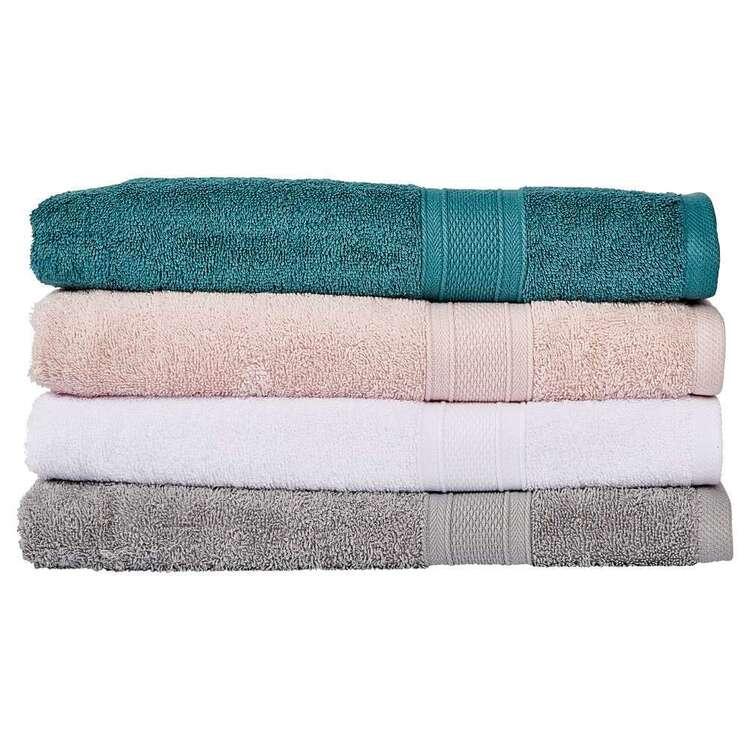 Logan & Mason Bath Towel Twin Pack