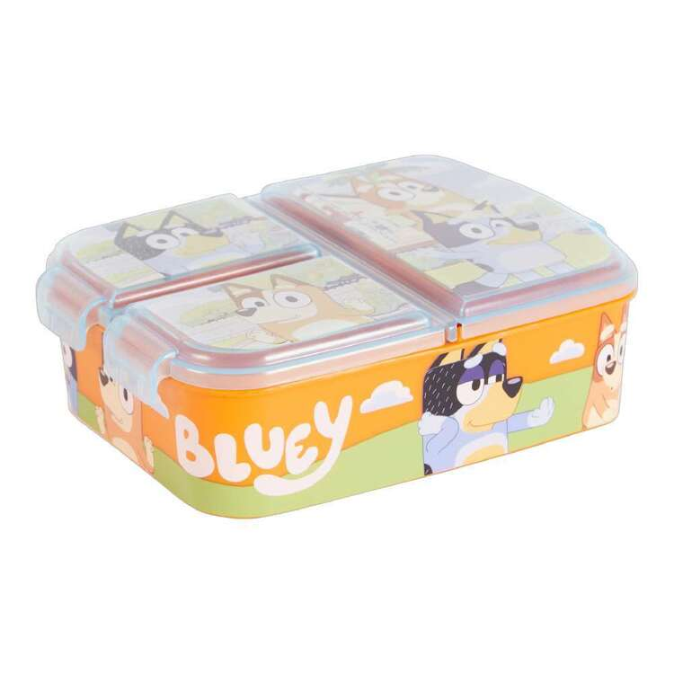 Bluey Lunch Box