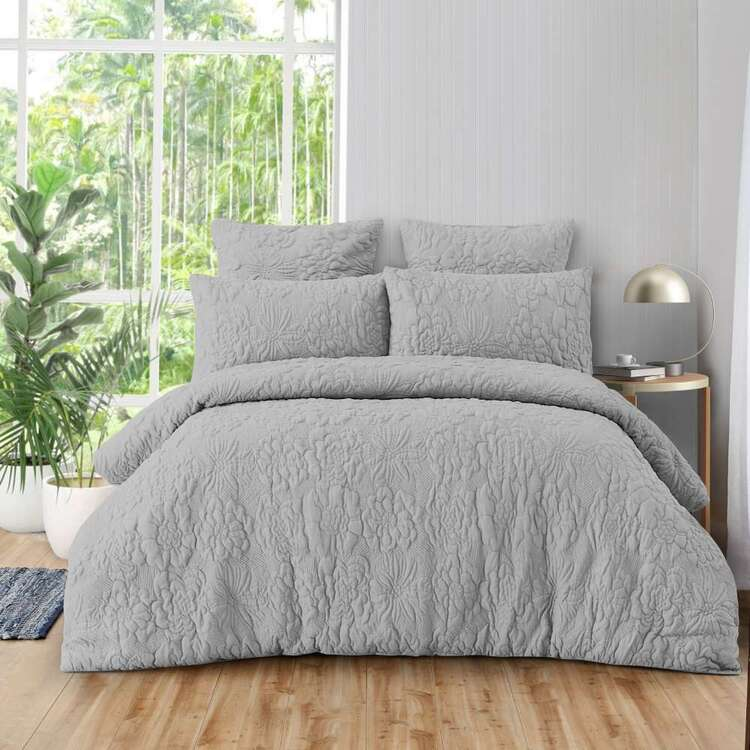 KOO Elise Quilted Quilt Cover Set