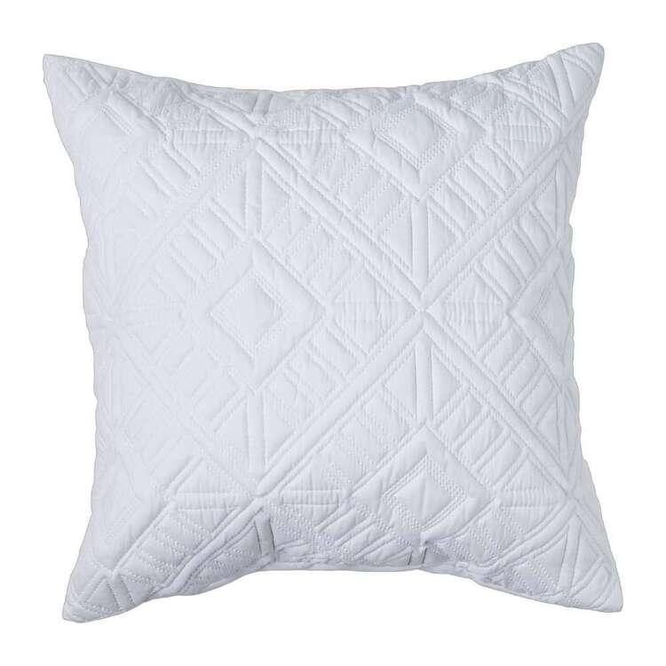 KOO Aggie Quilted European Pillowcase