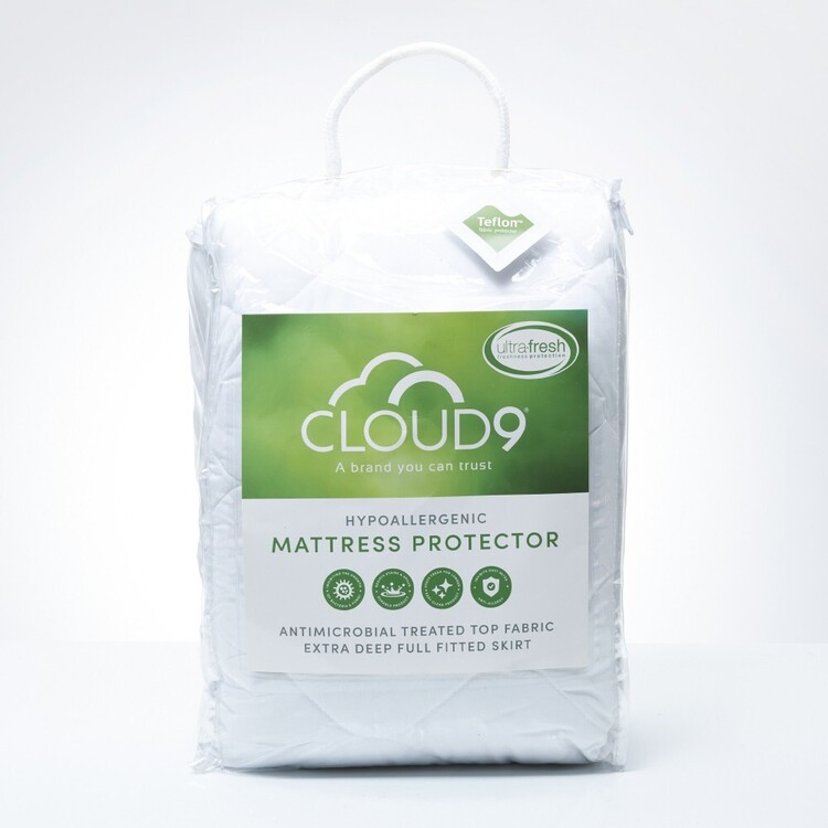 Cloud 9 Ultra Fresh Fitted Mattress Protector