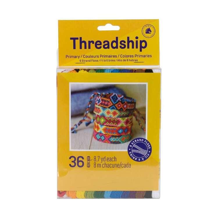 DMC Threadship 6 Strand Floss Pack