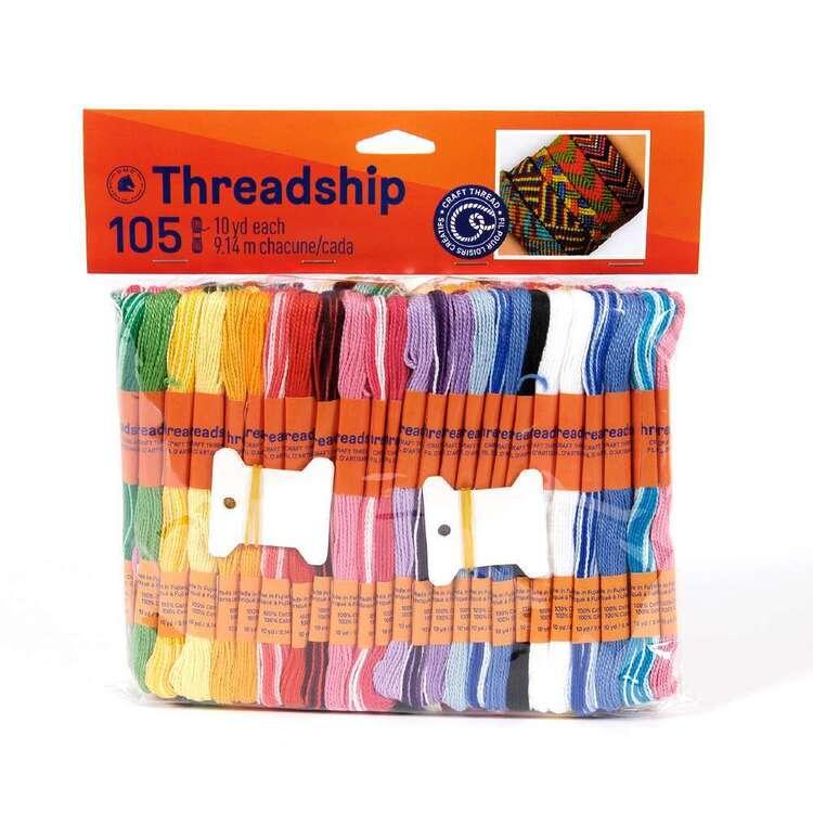 DMC Threadship 105 9.14 m Jumbo Pack
