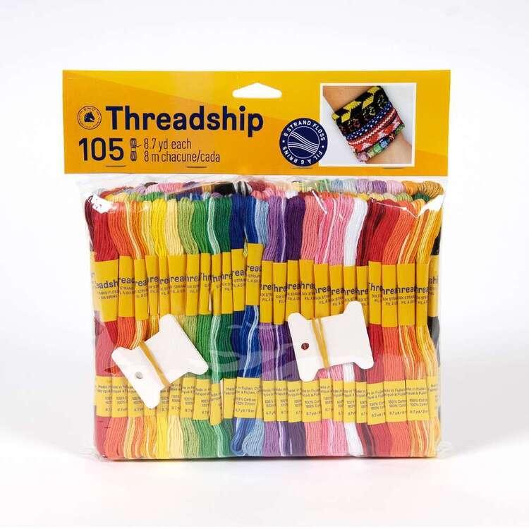 DMC Threadship 105 8 m Jumbo Pack
