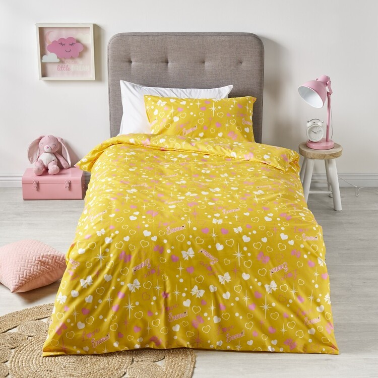 Wiggles Sparkle Quilt Cover Set