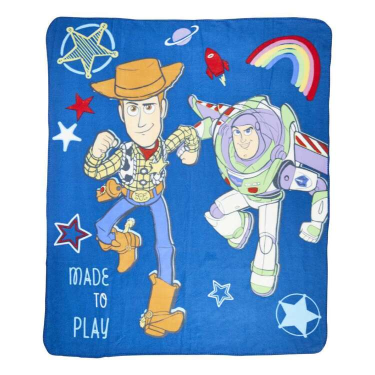 Toy Story 4 Throw