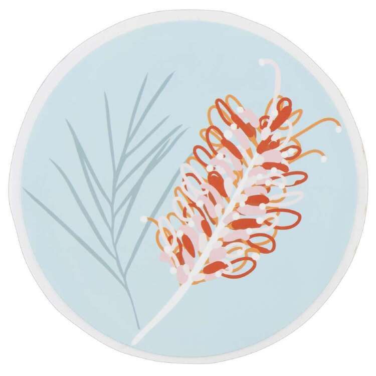 Jocelyn Proust Round Grevillea Iron On Transfer