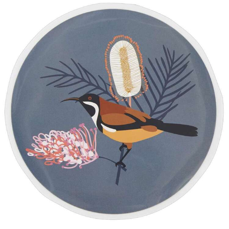 Jocelyn Proust Round Spinebill Iron On Transfer