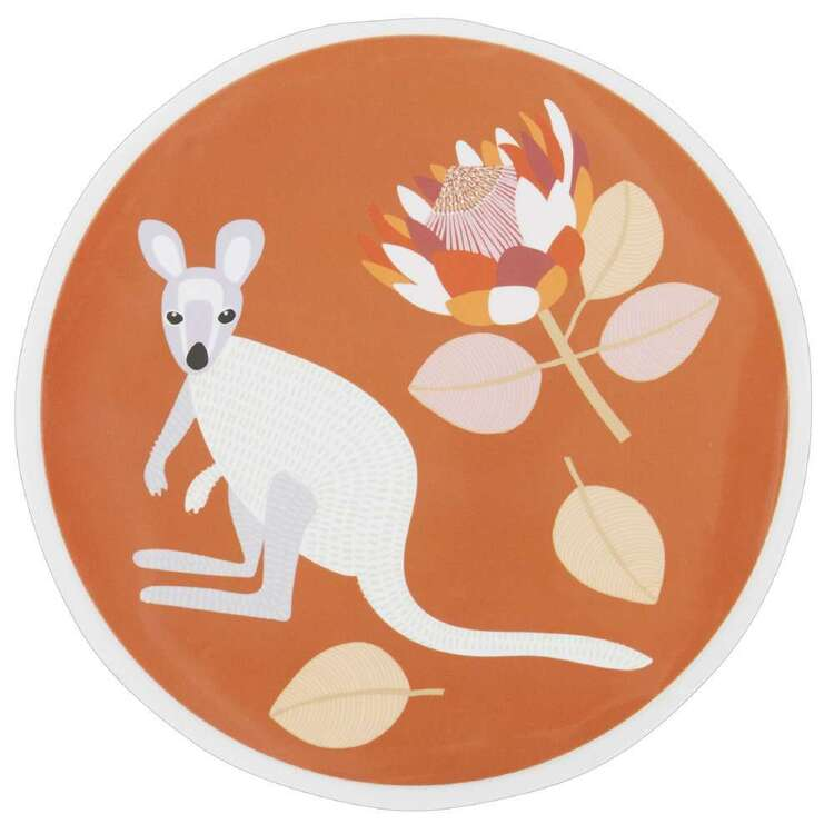 Jocelyn Proust Round Wallaby Iron On Transfer