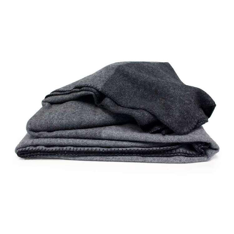 Eden Kent Wool Blanket