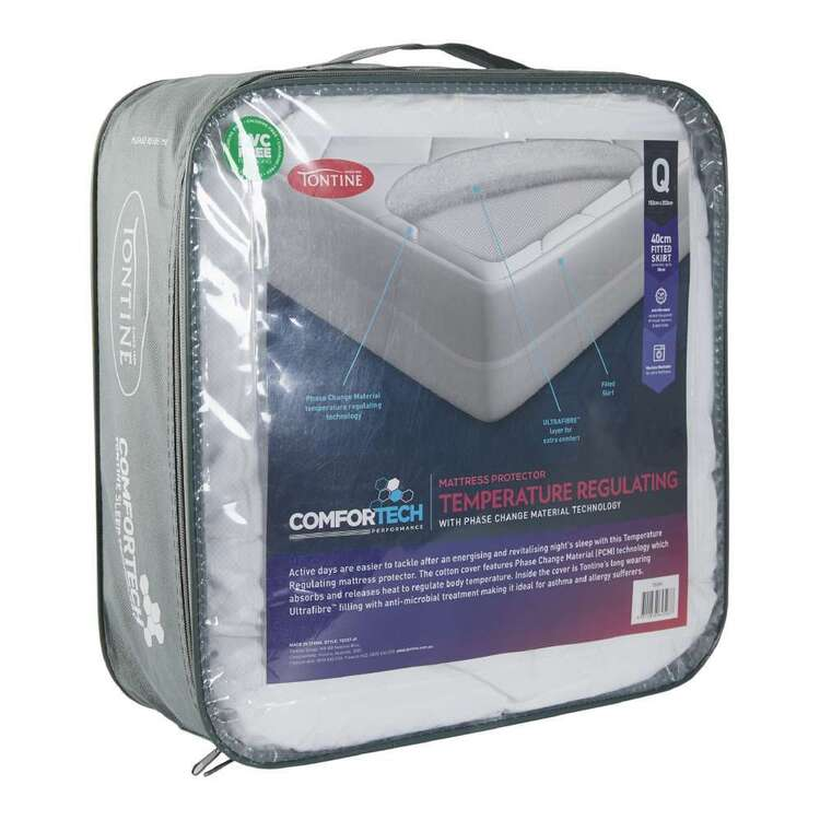 Tontine Comfortech Temperature Regulating Mattress Protector