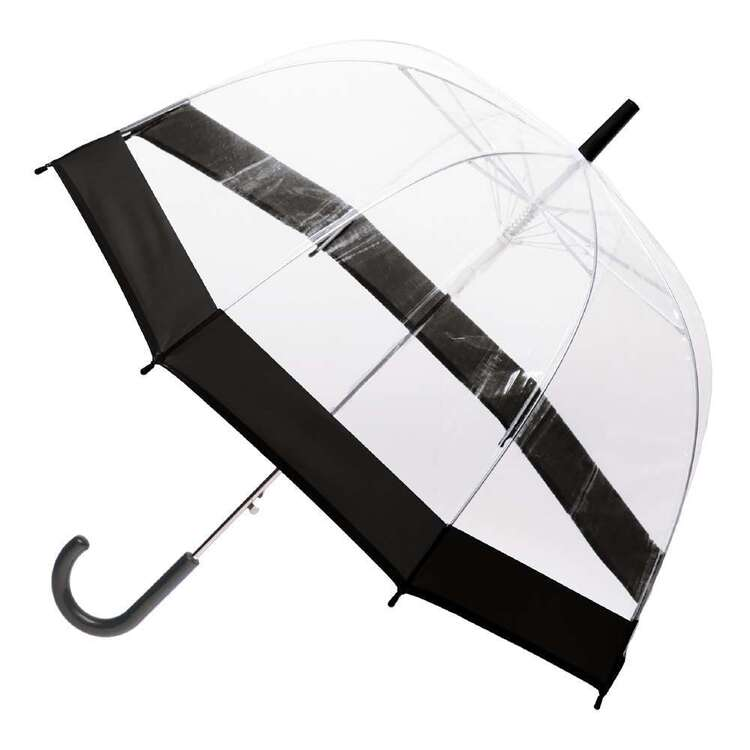 Brellerz Clear Dome Auto Umbrella