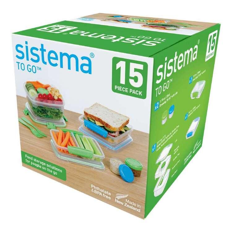 Sistema 15 Pack Set