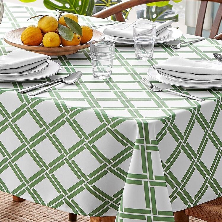 Koo Inside Out Lattice Tablecloth