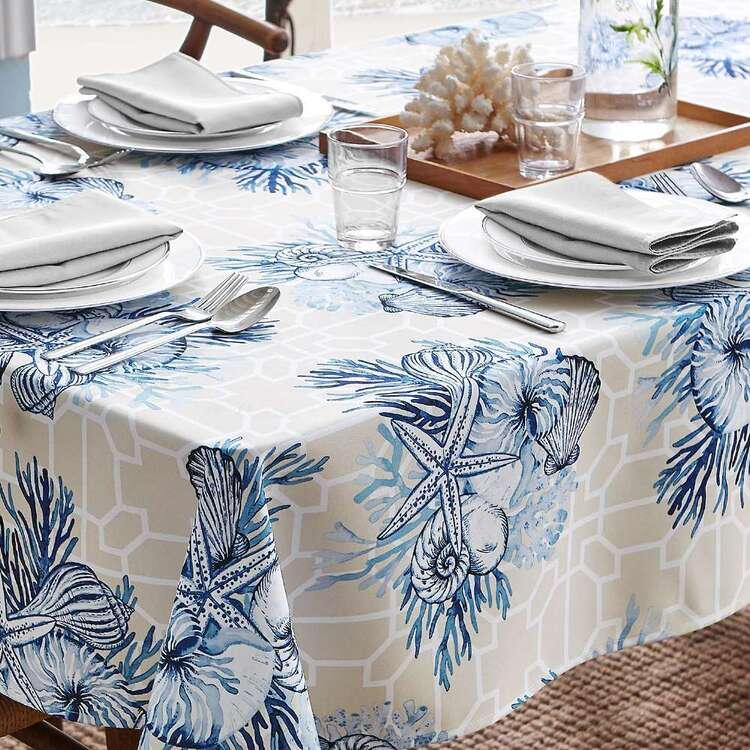 Koo Inside Out Newport Tablecloth