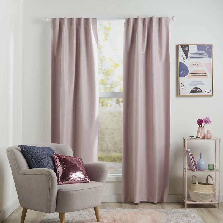 Koo Kids Chloe Blockout Concealed Tab Curtains