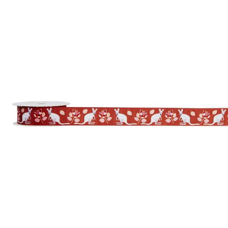Jocelyn Proust Wallaby Protea Printed Ribbon