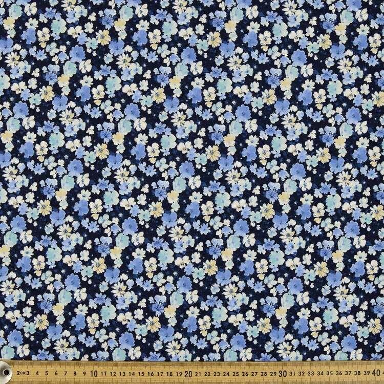 Dapple Printed 112 cm Japanese Poplin Fabric