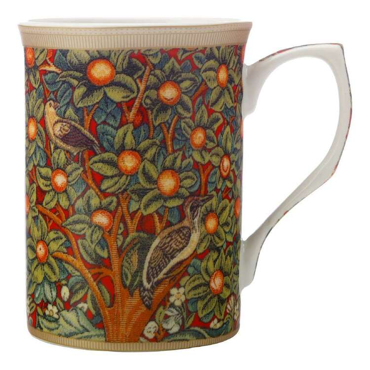 Casa Domani William Morris Wood Pecker Mug