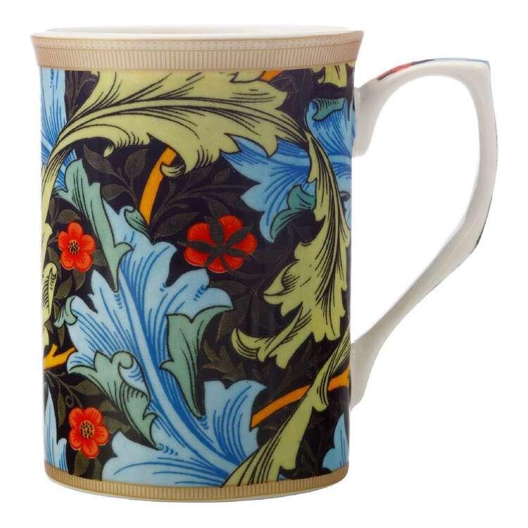 Casa Domani William Morris Blue Acanth Mug