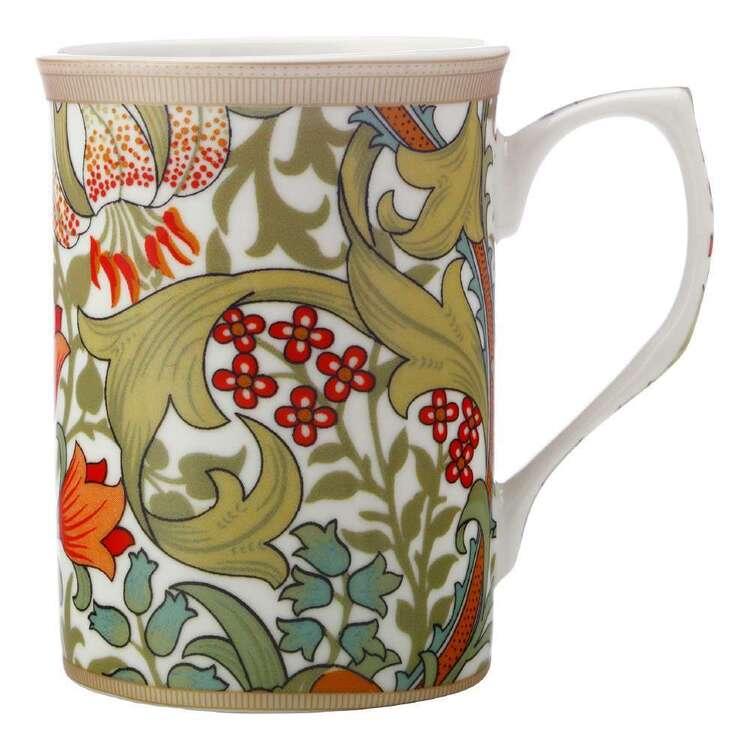 Casa Domani William Morris Golden Lily Mug