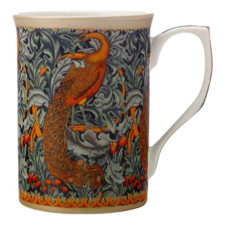 Casa Domani William Morris Peacock Mug