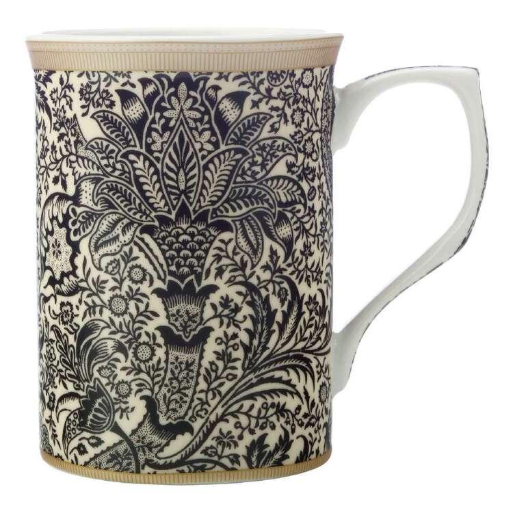 Casa Domani William Morris Seaweed Mug