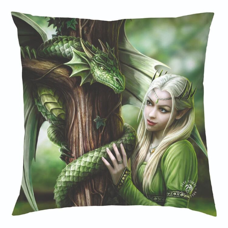 Anne Stokes Kindred Spirits Cushion