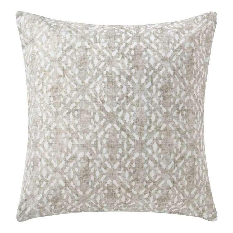 Ombre Home Urban Jungle Fern Euro Pillow Case