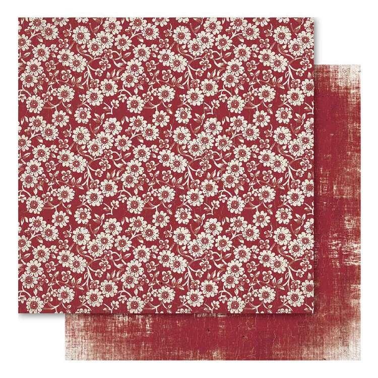 Ruby Rock-It Oriental Chic Momo Paper