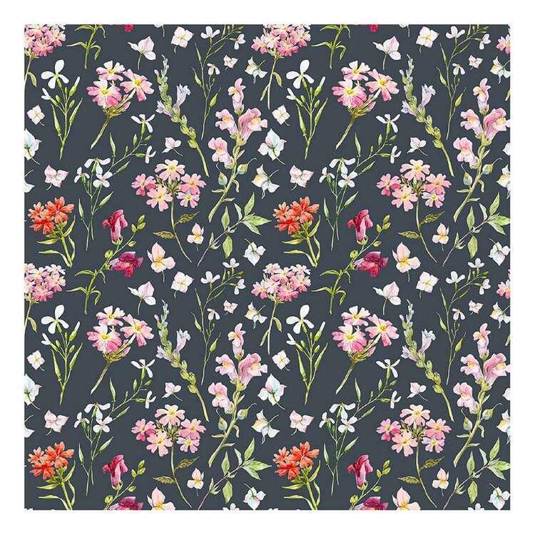 Bella Paperworld Botanical Midnight Garden Cardstock Paper