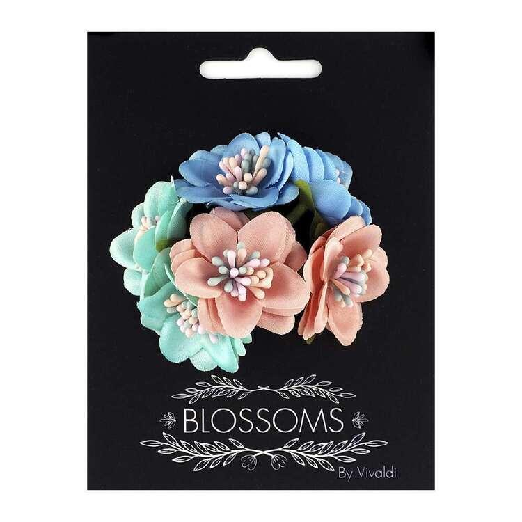 Vivaldi Blossoms 6 Pack Pastel Flower