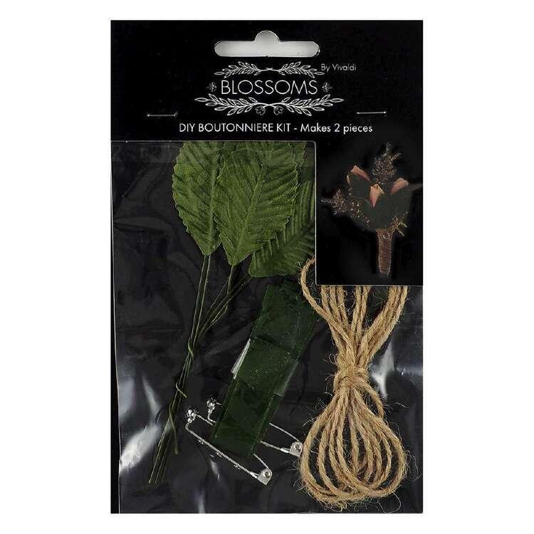 Vivaldi Blossoms 2 Pack Boutonniere Corsage Kit
