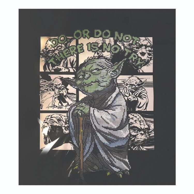 Diamond Dotz Star Wars Yoda Kit