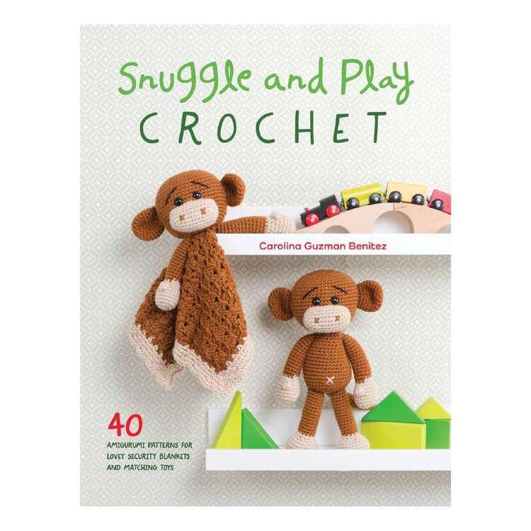 Search Press Snuggle & Play Crochet Book