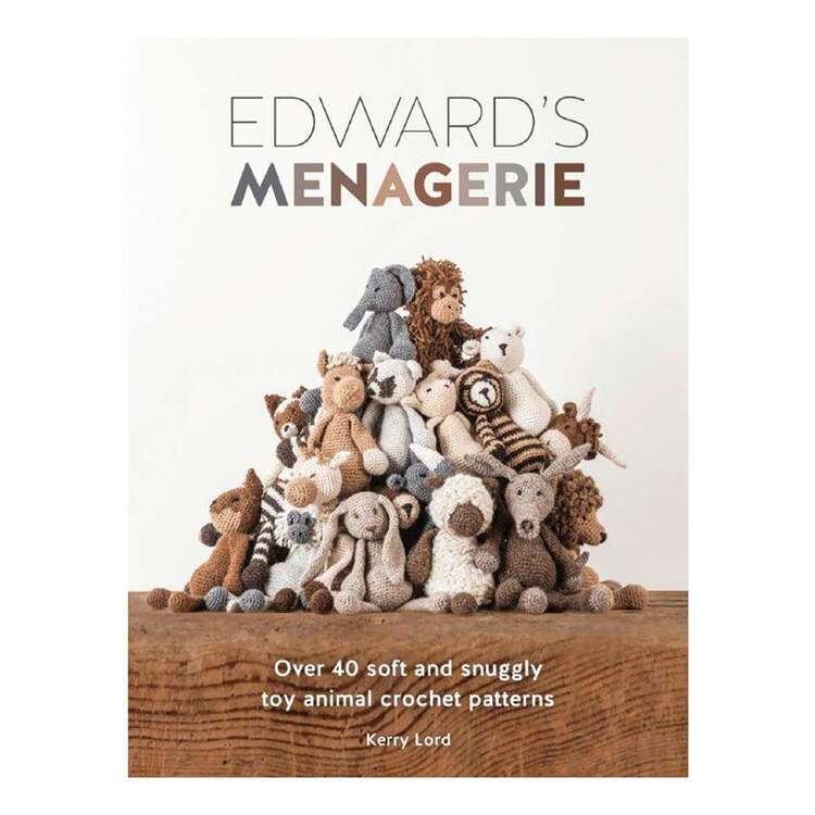 Search Press Edward'S Menagerie Book