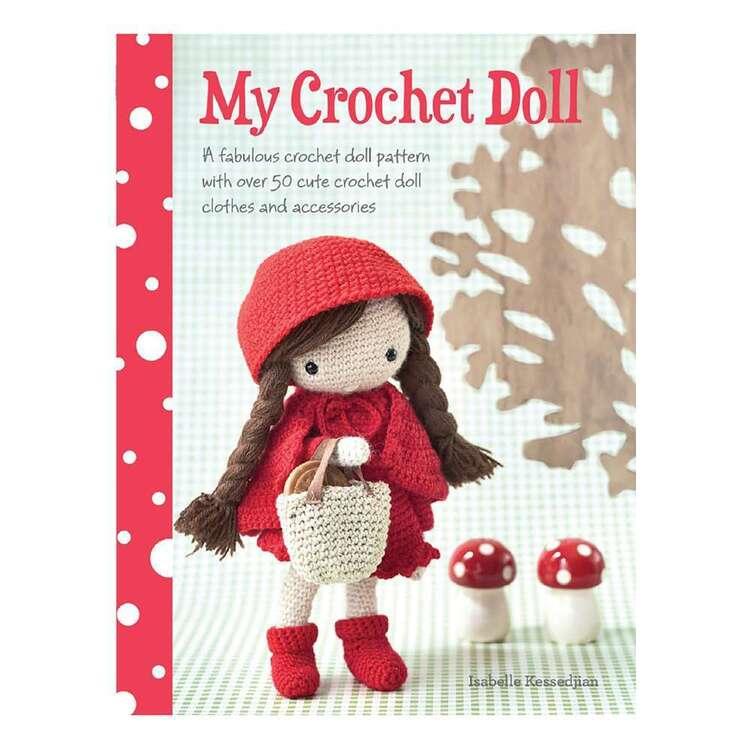 Search Press My Crochet Doll Book