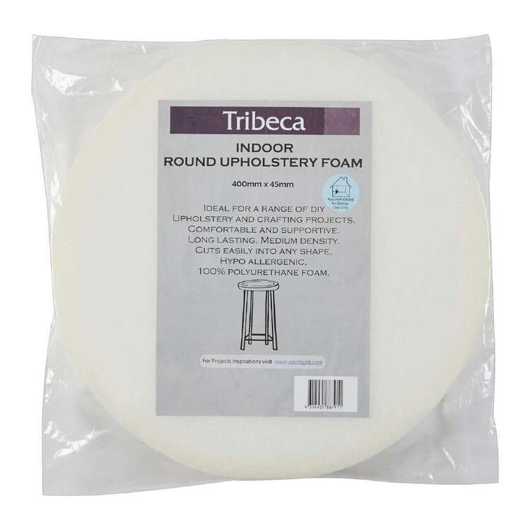 Tribeca Indoor Foam Round