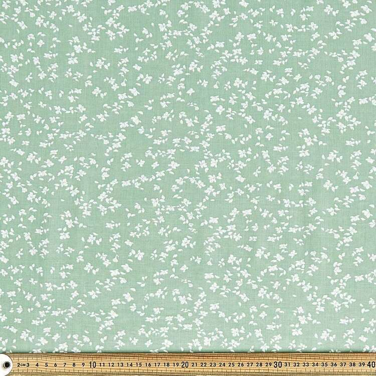Scatter Printed 135 cm Rayon Fabric