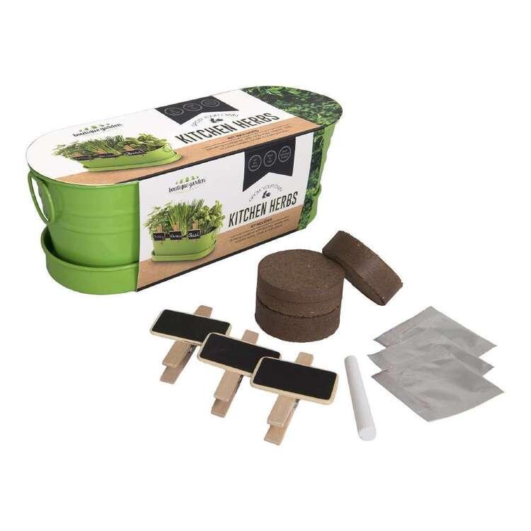 Boutique Gardens Herb Windowsill Tin