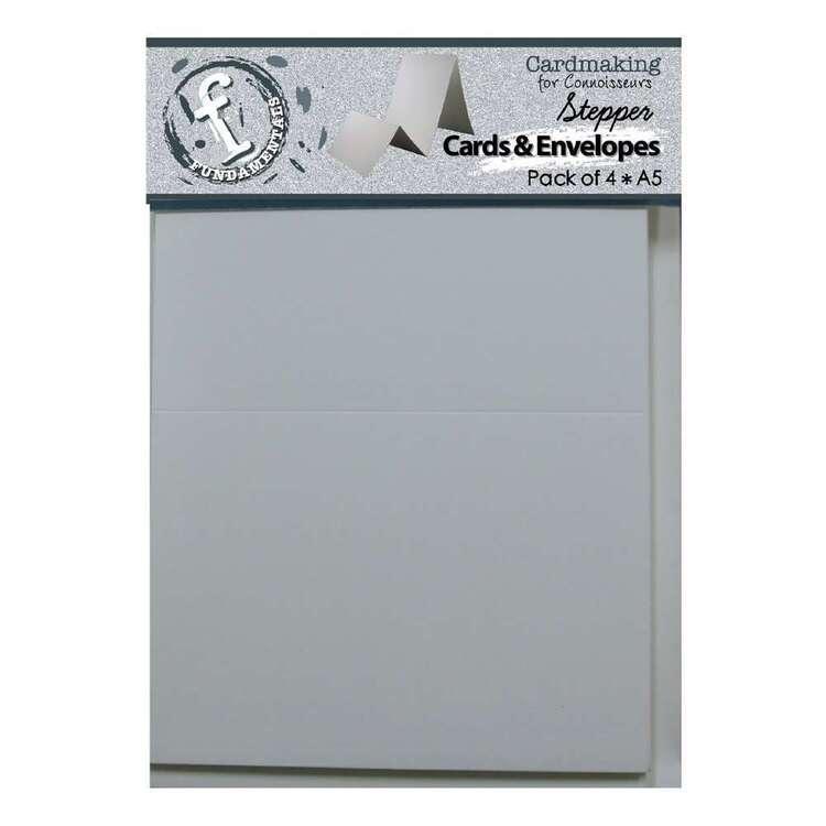 Fundamentals Stepper Cards & Envelopes