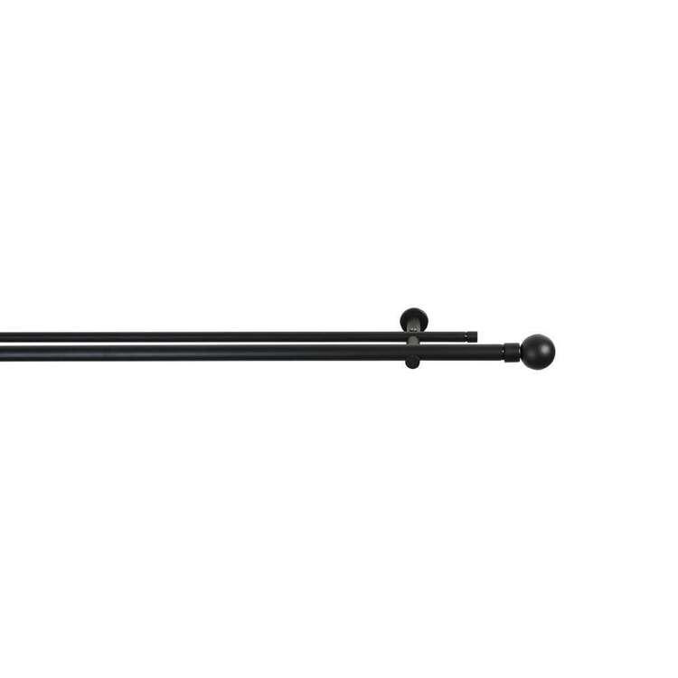 Caprice Urban 25/28 mm Double Rod Set