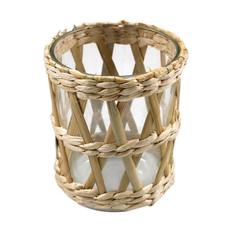 Ombre Home Wandering Nomad Urban Jungle 10 x 12 cm Candle Holder