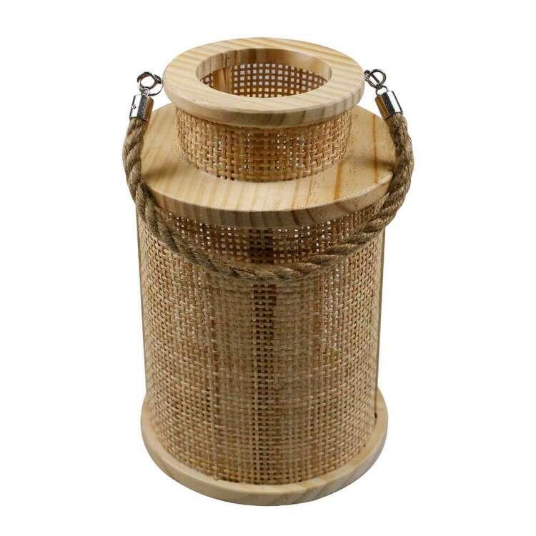 Ombre Home Urban Jungle Weave Lantern